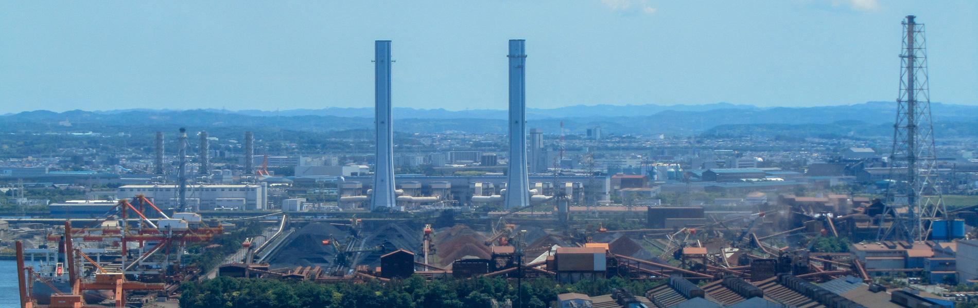 東京湾に石炭 東京湾が巨大な汚染源に